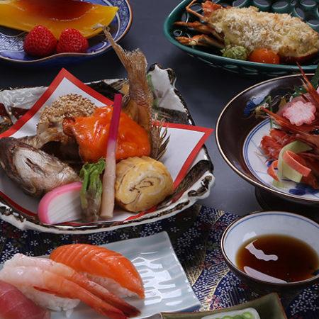 お祝い料理 8,000円