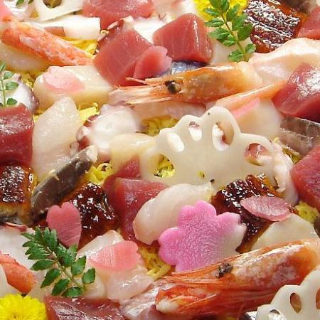 ちらし寿司 8,000円