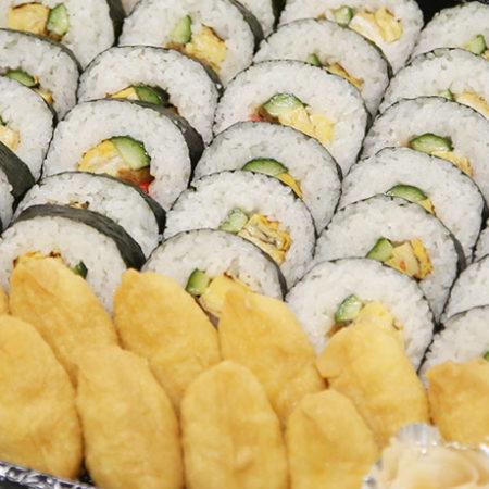 太巻き・稲荷寿司 3,500円