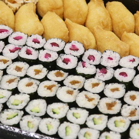 細巻き・稲荷寿司 3,500円