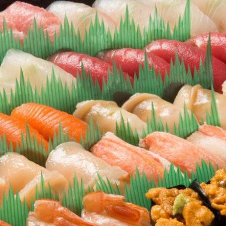 にぎり寿司 8,000円